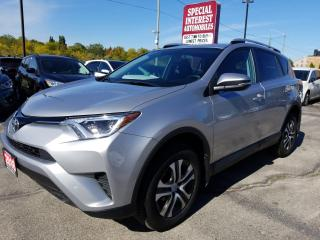 Used 2016 Toyota RAV4 LE BLUE TOOTH !!  REAR CAMERA !!  HEATED SEATS !! for sale in Cambridge, ON