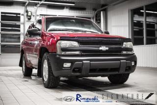 Used 2002 Chevrolet TrailBlazer AWD chez Rimouski Hyundai for sale in Rimouski, QC