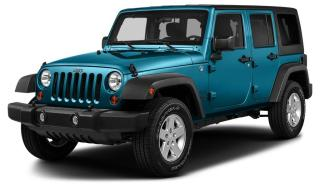 Used 2014 Jeep Wrangler UNLIMITED SPORT for sale in Ottawa, ON