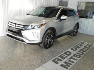 Used 2018 Mitsubishi Eclipse Cross LE for sale in Red Deer, AB