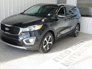 Used 2017 Kia Sorento 3.3L EX for sale in Red Deer, AB