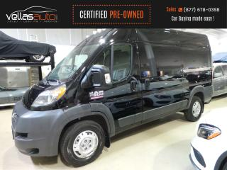 Used 2018 RAM ProMaster 2500 HIGHROOF| 136WB| NAVI| 3PASSENGER for sale in Vaughan, ON