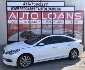 Used 2016 Hyundai Sonata Limited LIMITED-0% DOWN ALL CREDIT ACCEPTED for sale in Scarborough, ON