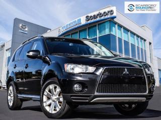 Used 2012 Mitsubishi Outlander XLS S-AWD|6 PASSENGERS for sale in Scarborough, ON