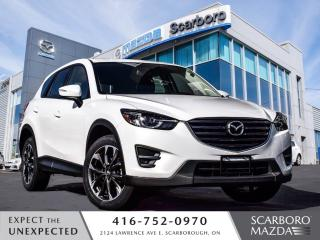 Used 2016 Mazda CX-5 GT|AWD|NAVIGATION|LEATHER for sale in Scarborough, ON