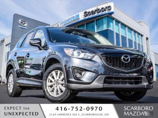Used 2015 Mazda CX-5 GS|FREE NEW WINTER TIRES|AWD for sale in Scarborough, ON