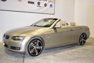 Used 2009 BMW 328 i Cabriolet intemporel conduite agréable for sale in Sherbrooke, QC