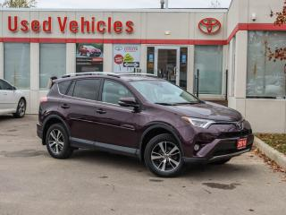 Used 2016 Toyota RAV4 AWD 4dr XLE for sale in North York, ON