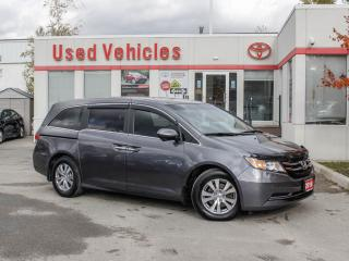 Used 2016 Honda Odyssey 4DR WGN EX for sale in North York, ON