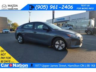 Used 2019 Hyundai Ioniq Hybrid ESSENTIAL | REAR CAM | XM RADIO | CAR PLAY for sale in Hamilton, ON