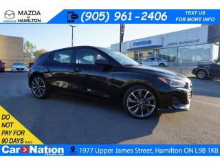 Used 2019 Hyundai Veloster 2.0 GL | REAR CAM | BLINDSPOT | HEATED SEATS for sale in Hamilton, ON