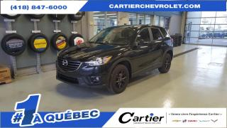 Used 2016 Mazda CX-5 CAMERA RECUL * DEMARREUR A DISTANCE for sale in Québec, QC