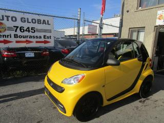 Used 2013 Smart fortwo Coupé 2 portes Pure Mags BRABUS for sale in Montréal, QC
