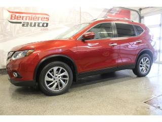Used 2014 Nissan Rogue SL+ GPS AWD for sale in Lévis, QC