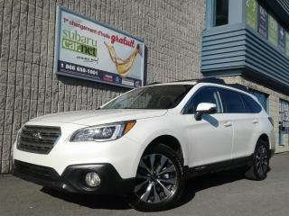Used 2017 Subaru Outback 3.6r*limited*102$/sem*gps*toit*cuir*camÉra*awd* for sale in Richelieu, QC
