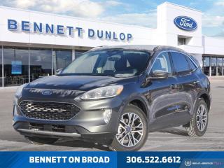 New 2020 Ford Escape SEL for sale in Regina, SK