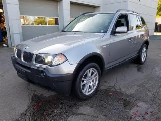 Used 2006 BMW X3 2.5i for sale in Burlington, ON
