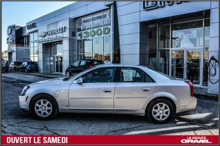 Used 2006 Cadillac CTS 2.8L for sale in Ile-des-Soeurs, QC
