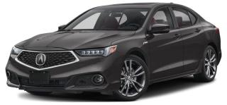 Used 2020 Acura TLX Tech A-Spec w/Red Leather for sale in Burlington, ON