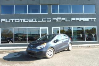 Used 2014 Kia Rio LX - 8 PNEUS - AIR CLIMATISÉ -AUTOMATIQUE-GARANTIE for sale in Québec, QC