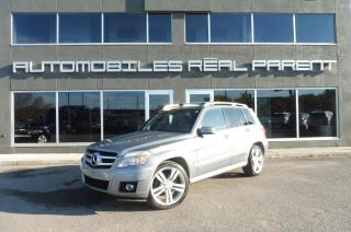 Used 2011 Mercedes-Benz GLK350 4MATIC - TOIT PANORAMIQUE - for sale in Québec, QC