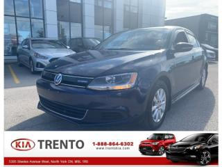 Used 2013 Volkswagen Jetta Turbocharged Hybrid HYBRID |LEATHER |FUEL SAVER|RARE TO FIND for sale in North York, ON