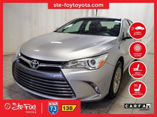 Used 2017 Toyota Camry LE Sièges chauffants, Roue en alliage for sale in Québec, QC