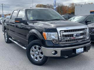 Used 2014 Ford F-150 XLT BLUETOOTH, HEATED MIRRORS for sale in Midland, ON