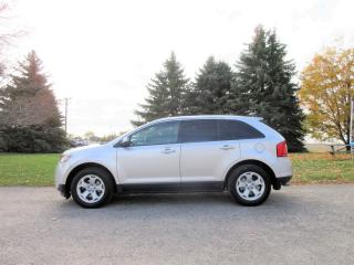 Used 2013 Ford Edge SEL for sale in Thornton, ON