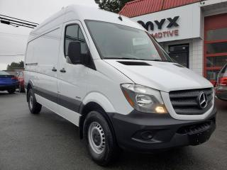 Used 2016 Mercedes-Benz Sprinter Cargo Vans RWD 2500 144