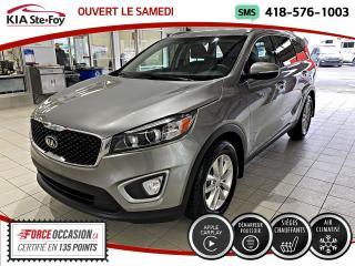 Used 2018 Kia Sorento LX V6 *AWD *7-PLACES *CARPLAY for sale in Québec, QC
