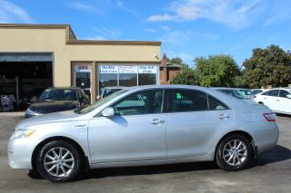 Used 2011 Toyota Camry Hybrid for sale in Brampton, ON