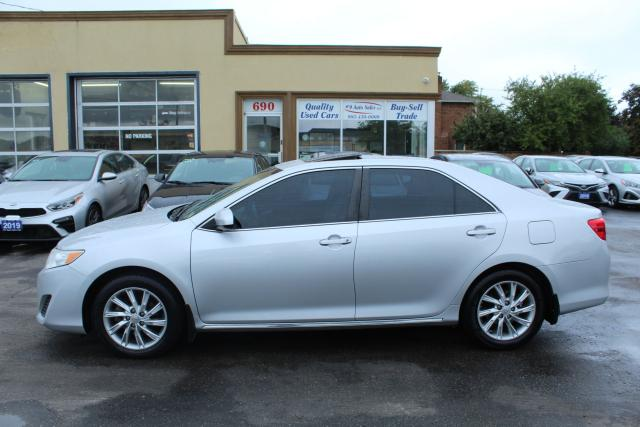 2014 Toyota Camry LE Sunroof Alloy Wheels