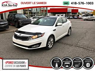Used 2012 Kia Optima SX (A6) *MAGS *CUIR *CRUISE *A/C for sale in Québec, QC