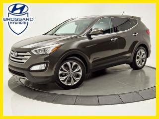 Used 2013 Hyundai Santa Fe LIMITED AWD TOIT PANO CAM DE RECUL NAV for sale in Brossard, QC