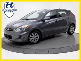 Used 2015 Hyundai Accent 5DR HB AUTO GL for sale in Brossard, QC