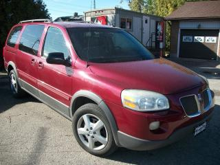 Used 2005 Pontiac Montana Ext for sale in Cambridge, ON