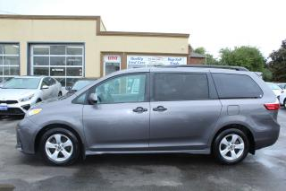 Used 2018 Toyota Sienna for sale in Brampton, ON