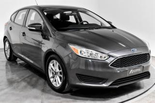Used 2016 Ford Focus SE HATCH A/C MAGS CAMERA DE RECUL for sale in St-Hubert, QC