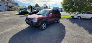 Used 2007 Hyundai Tucson GL for sale in Cornwall, ON