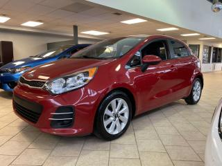 Used 2016 Kia Rio5 EX Hatch Sièges Chauffants for sale in Pointe-Aux-Trembles, QC