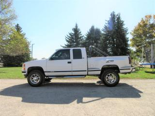 Used 1998 Chevrolet Silverado 1500 Z71 STEP-SIDE 5.0L for sale in Thornton, ON