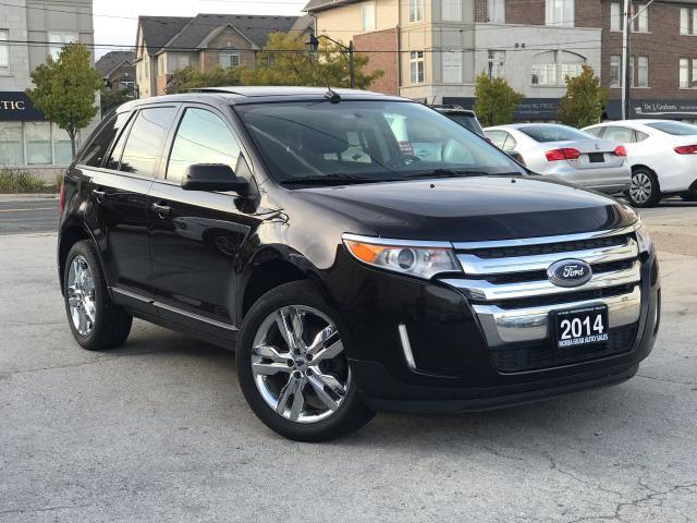 2014 Ford Edge SEL|AWD|Navi|Leather|Sunroof|Rear Camera