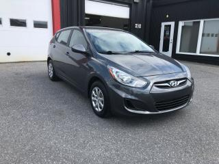 Used 2013 Hyundai Accent L for sale in St-Hubert, QC