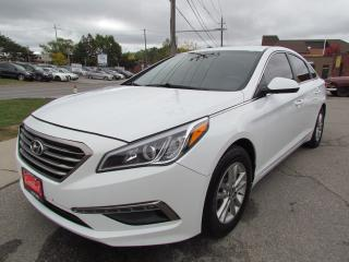 Used 2015 Hyundai Sonata 2.4L GL REAR CAMERA CERTIFIED! for sale in North York, ON