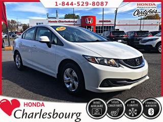 Used 2013 Honda Civic LX 4 portes, boîte automatique for sale in Charlesbourg, QC