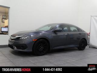 Used 2017 Honda Civic EX for sale in Trois-Rivières, QC