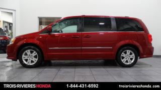 Used 2016 Dodge Grand Caravan Crew for sale in Trois-Rivières, QC