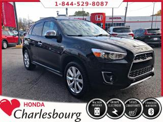 Used 2015 Mitsubishi RVR traction intégrale 4 portes CVT GT for sale in Charlesbourg, QC