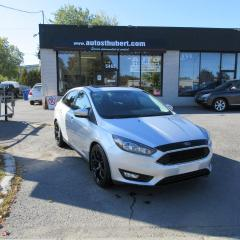 Used 2015 Ford Focus SE ** CUIR/TOIT OUVRANT ** for sale in St-Hubert, QC